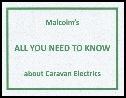 All You Need To Know About Caravan Electrics